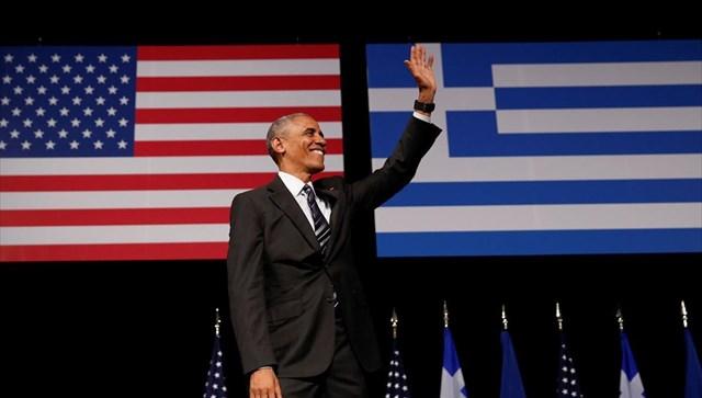 Barack Obama : Ζήτω η Ελλάδα! Ζήτω η Δημοκρατία! {VIDEO}