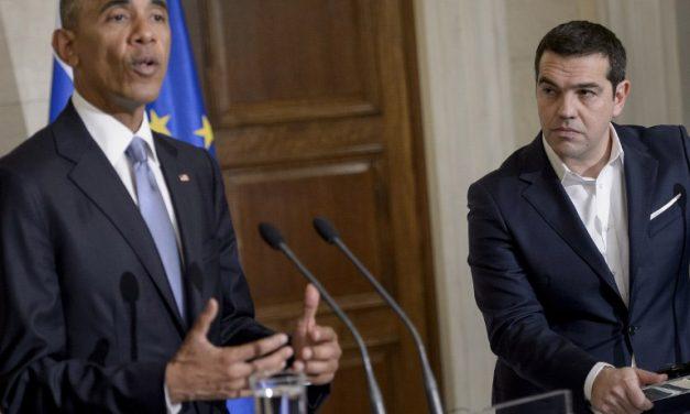 Τα δύο μηνύματα του Ομπάμα προς την Ελλάδα