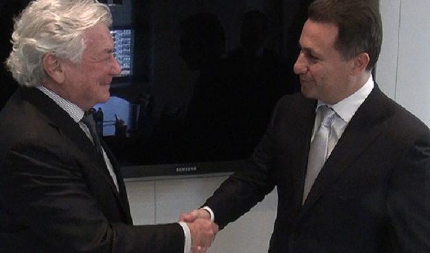 Συγχαρητήρια στον Γρουέφσκι από το Εβραϊκό Κογκρέσο των ΗΠΑ