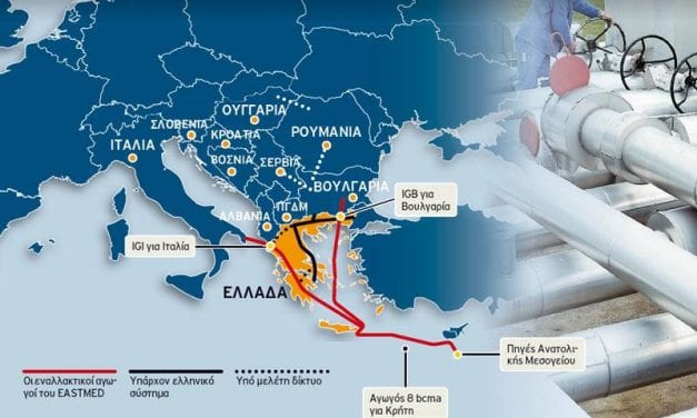 Where Is The EastMed Pipeline Heading?