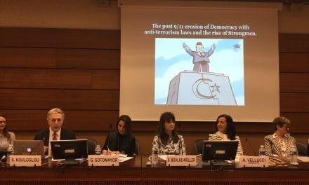 Κούλογλου στον ΟΗΕ: Ο ρόλος των ΜΜΕ στην προώθηση κοινωνιών χωρίς αποκλεισμούς