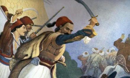 5 Ἰουλίου 1821: Οι Σάμιοι νικούν τον Οθωμανικό Στόλο