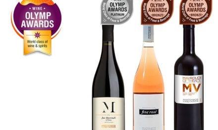 """Τρία βραβεία για την """"Ανατολικός Wineyards"""""""