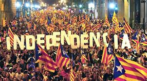 Spain on fire after self-declared Catalonia independance