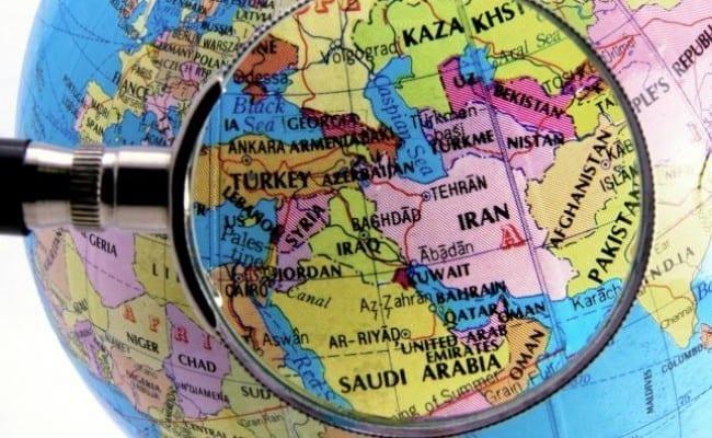 Οι διεργασίες στη Μέση Ανατολή
