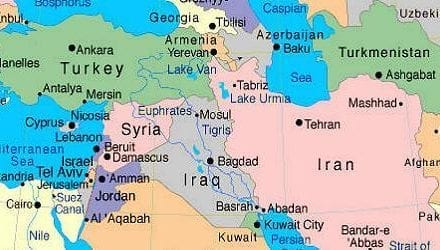 Sad state of the Middle East