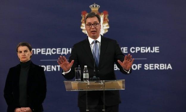 Al. Vucic: Θα βρούμε τους δολοφόνους του Ol. Ivanovic
