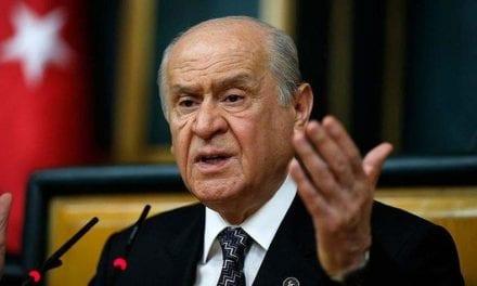 Bahçeli voices doubts on Turkey's EU bid