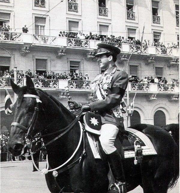 1965: Η παρέλαση της 25ης Μαρτίου