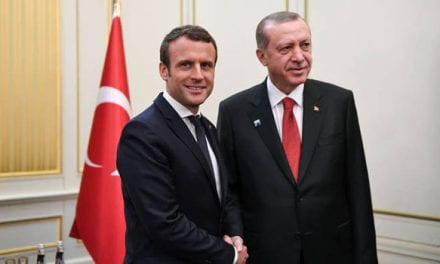Why is France getting on Turkey's nerves?