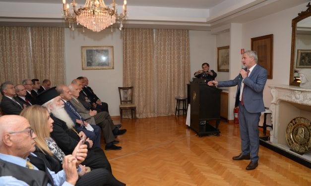 Γ. Μανιάτης: «50 δις € επενδύσεις στην ενέργεια»