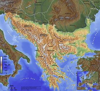 Η επισφαλής ειρήνη των Βαλκανίων