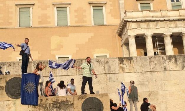 {ΝΤΟΚΟΥΜΕΝΤΟ} Όλα όσα έγιναν (λεπτό προς λεπτό) στην Πλατεία Συντάγματος την ώρα της ψηφοφορίας επί της προτάσεως Μομφής της ΝΔ