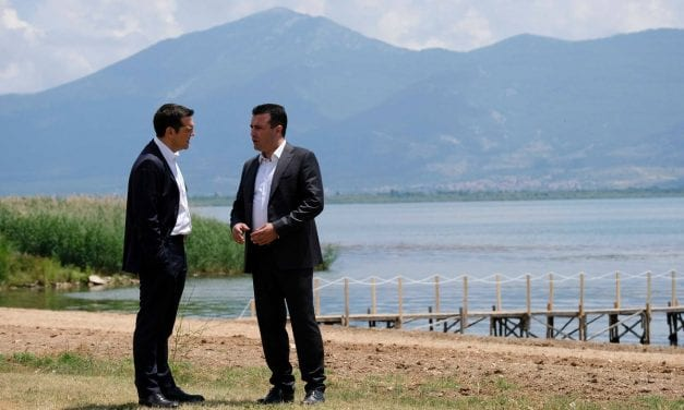 Prespes deal survival depends on Zaev's outreach to the Greek public beyond SYRIZA