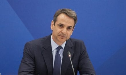 Mitsotakis sends out message of confidence over problems with Turkey