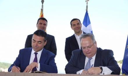 Γ. Κασιμάτης: Η συμφωνία των Πρεσπών είναι άκυρη