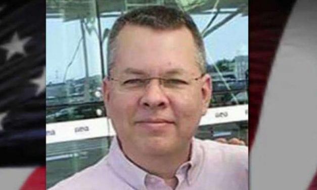 Turkey: American Pastor Brunson in Prison; ISIS Terrorists Roam Free