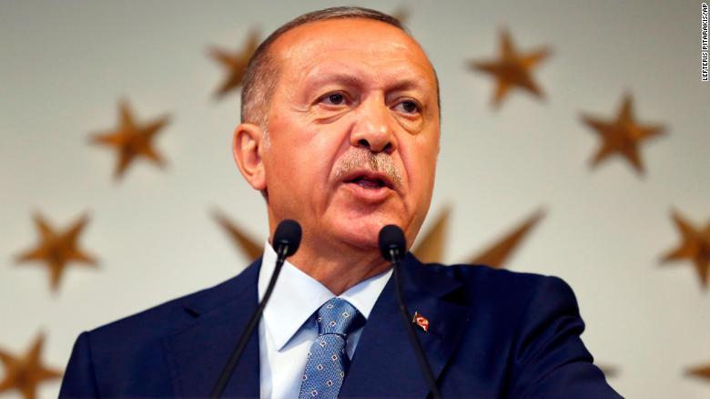 Erdogan: Turkey may close Incirlik airbase in face of US threats