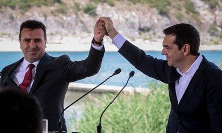 H συμφωνία των Πρεσπών & η Άννα Ψαρούδα-Μπενάκη