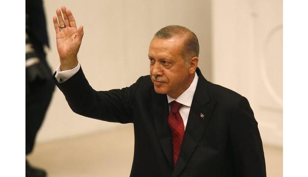 Erdogan: 'Turkey is key to peace in Libya'