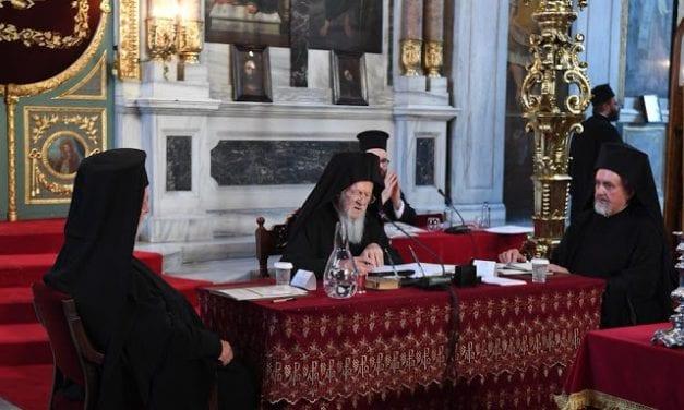 Πατριάρχης Βαρθολομαίος  προς Πατριάρχη Κύριλλο και Πατριαρχείο Μόσχας : Έχετε κάνει πολλά λάθη! Ευθύνεσθε για σχίσματα! Δεν έχετε δικαίωμα παρέμβασης στην Ουκρανία(Κίεβο)