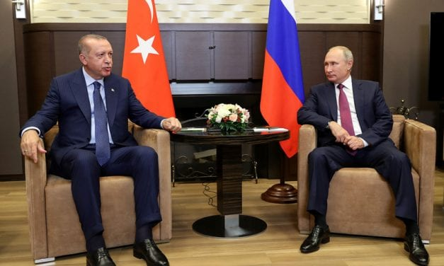 US allies see Middle East strategy vacuum that Putin can fill