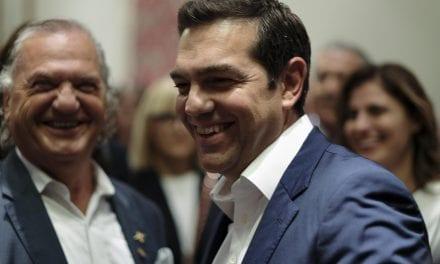 Tsipras in Belgrade for two regional summits