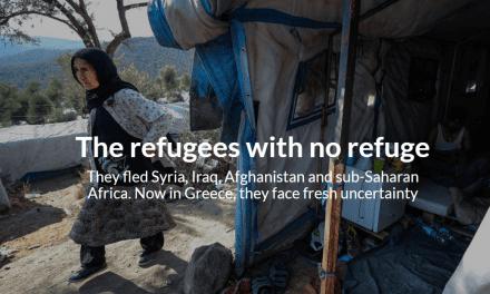 European migrant crisis: Moria, Greece's biggest refugee camp