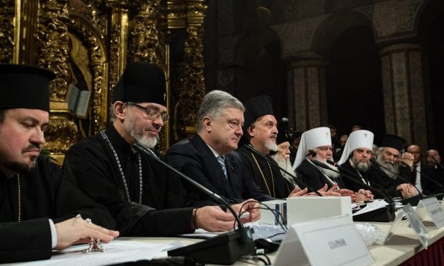 «Η Ορθόδοξη Εκκλησία της Ουκρανίας είναι Αυτοκέφαλη»!