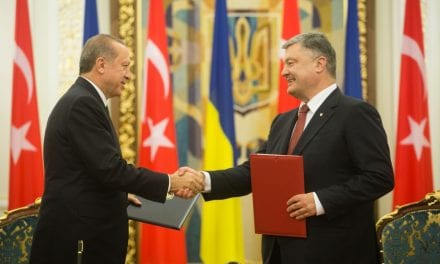Turkey Gives Symbolic Political, Military Support to Ukraine