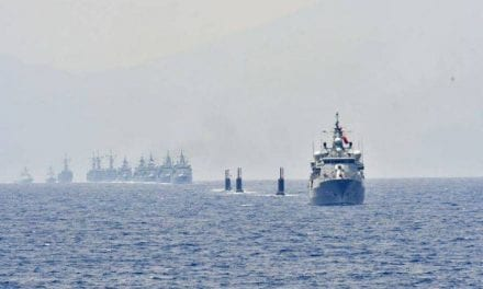Turkish naval exercise amid Cyprus gas dispute