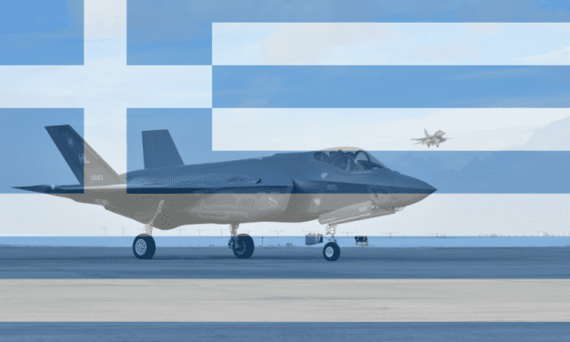 Greece may buy U.S. F-35 jets to reclaim air superiority over Turkey