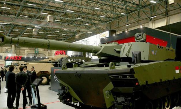 Brain drain saps Turkey's defense industry