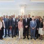 Αλλαγή ηγεσίας στο Ελληνο-Αμερικανικό Εμπορικό Επιμελητήριο