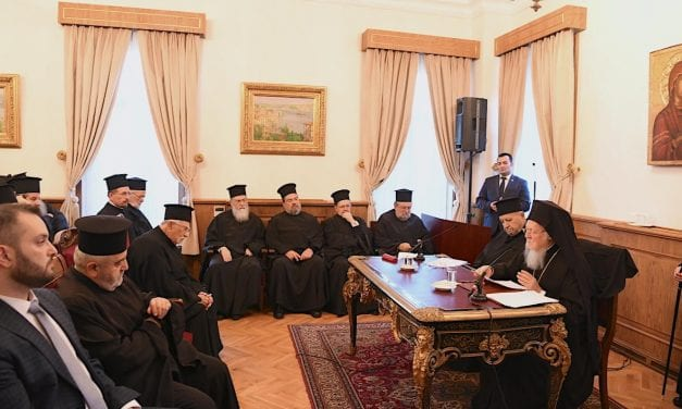 Ecumenical Patriarchate honors the memory of the Late Metropolitan Meliton (Hatzis) of Chalcedon