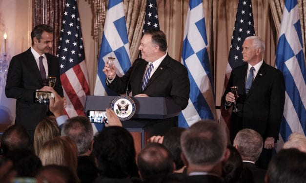 Pompeo confirms US diplomatic initiative to ease Greece-Turkey tension